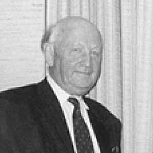 Der Stifter Dipl.-Ing. Helmut Ebbecke